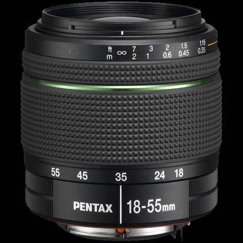 Pentax-DA L 18-55mm F3.5-5.6