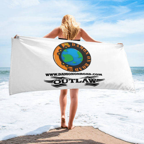 Our personalized travel accessories, Beach towel.