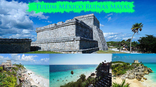 Our Cruse with MSC Meraviglia to Ruins Tulum, Mexico