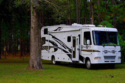 boondockers welcome free rv camping at MillerPond