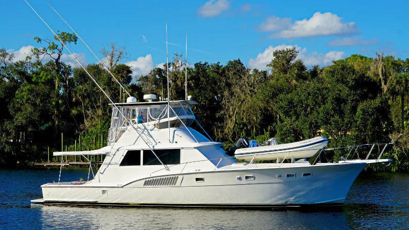 Boat Riverside, Fort Denaud La Belle Florida