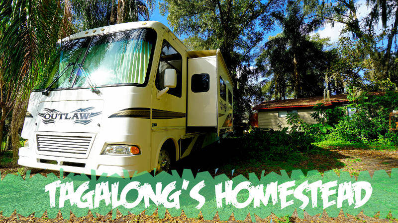 boondockers welcome free rv camping Tagalong's Homestead
